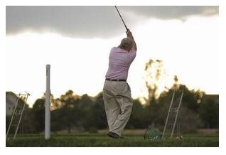WPゴルフ肩