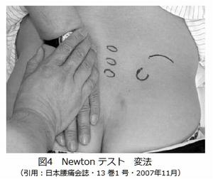 Newton テスト 変法